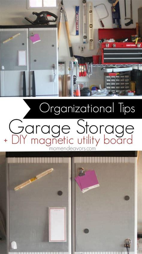Garage Organization Ideas Diy Home Organization Garage Storage Ideas Diy Magnetic