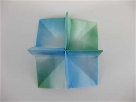 Origami Box With Divider - origami box with divider folding how to