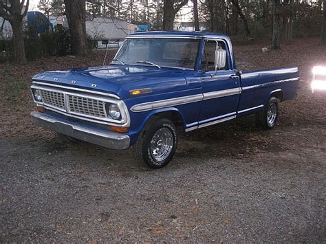 1970 Ford F100 For Sale by 1970 Ford F100 For Sale Decatur