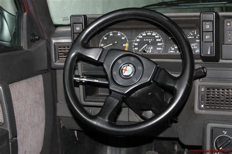 volante alfa 75 vendo alfa 75 turbo quadrifoglio verde