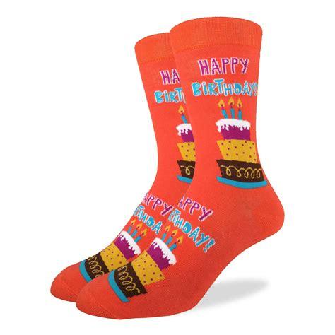 The Birthday Sock by S Happy Birthday Socks Luck Sock