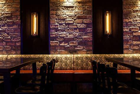 cool industrial rustic decor of forum club interiorzine