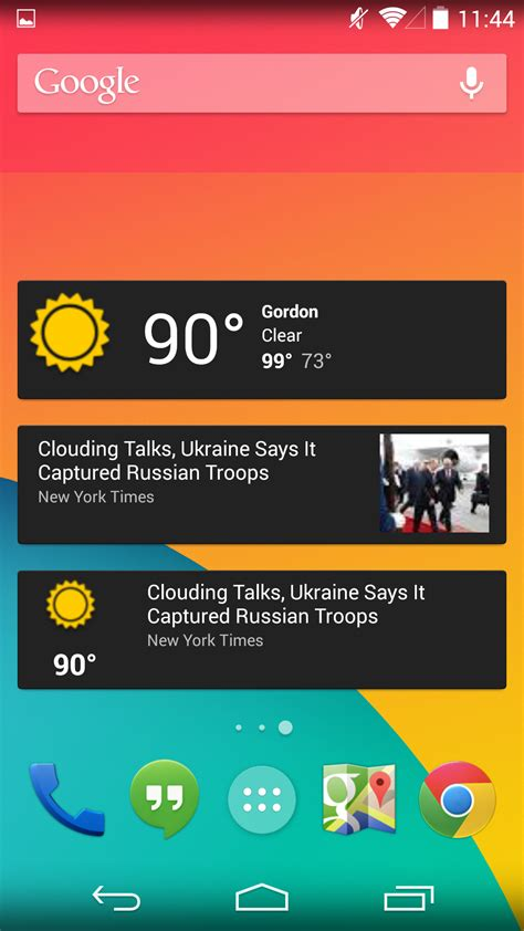 news widgets for android news widget android 28 images best 5 news widget for