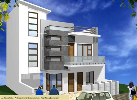 home exterior design ground floor corner window first floor used as highlight in this