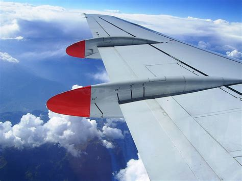 Plane Wings airplane wings how lift is created during aircraft flight
