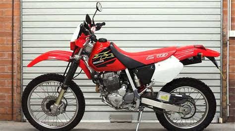 L For Sale by Honda Xr250l