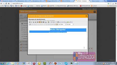 como colocar template no blogger youtube como colocar formulario de contato no blogger youtube