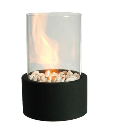 cheminee bio ethanol table