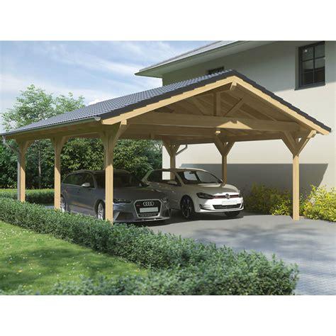 carport selbstbau carport doppel great carport mit abstellraum nwh
