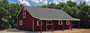Small Barn Home Kits Barns Horizon Structures