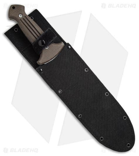 smatchet knife boker smatchet 2 1 fixed blade knife od green micarta 4