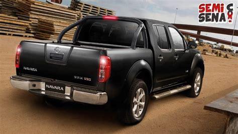 Cermin Depan Nissan Navara harga nissan navara 2017 review spesifikasi gambar semisena