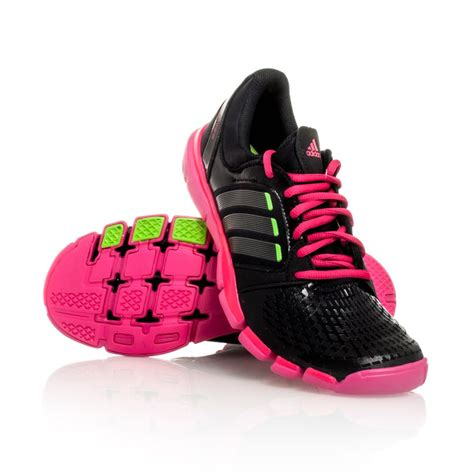 womens running shoes adidas adidas adipure tr 360 womens running shoes black pink