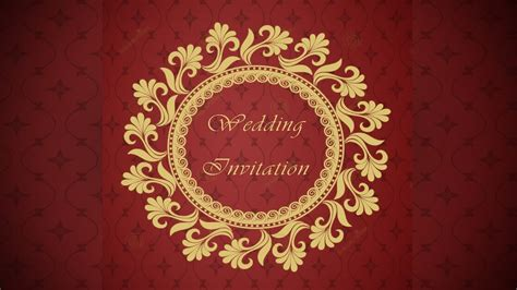 create wedding invitation card using photoshop how to design a wedding invitation card front page using