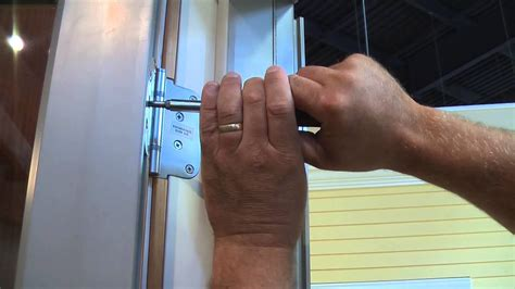 outswing door adjustment brownell fix adjusting integrity from marvin door