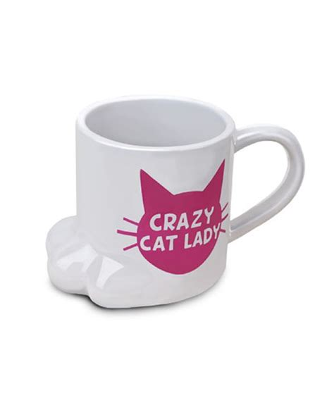 crazy mugs crazy cat lady mug funny novelty mugs now laugh