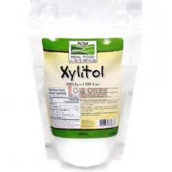 Detox Xylitol by Now Xylitol Sweetener