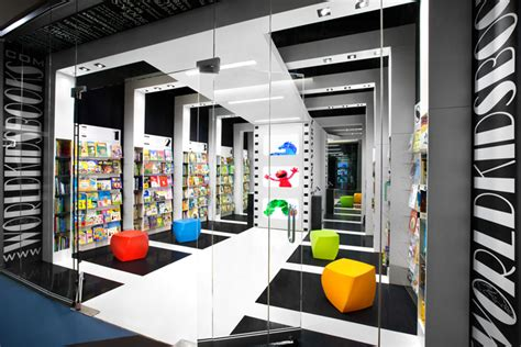 home design stores canada world kids books store by red box id vancouver canada 187 retail design blog