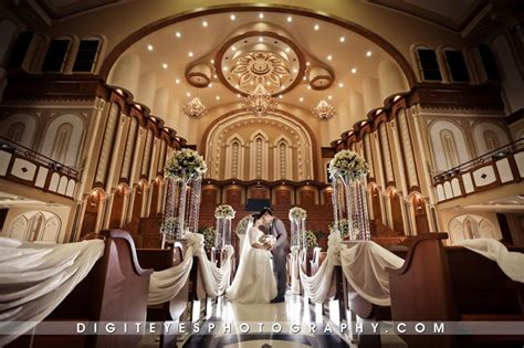 Inc Wedding by Wedding Of Ciano And Chie At Iglesia Ni Cristo Locale Of