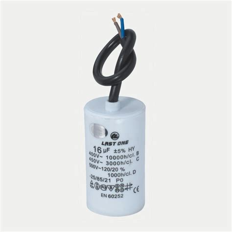 run capacitor what is it motor run capacitor hy1 12 lastone china manufacturer other electrical electronic