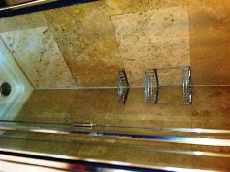 Shower Issues by Problems With Travertine In Shower Greater Manchester