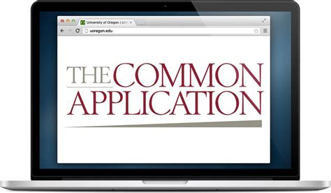 uo to become a member of the common application around the o