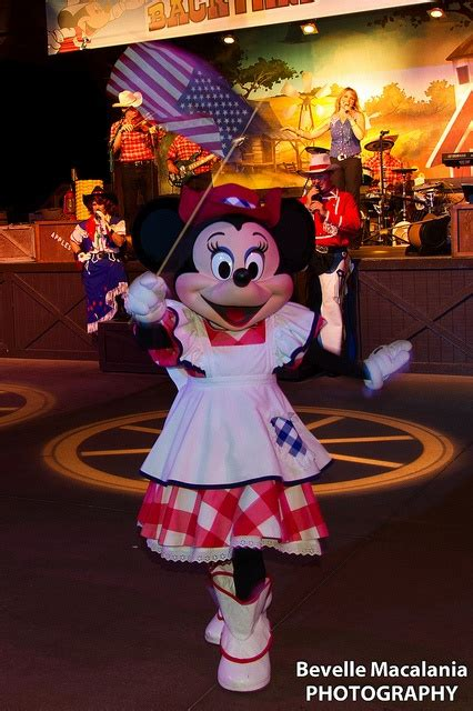 minnie mouse backyard 56 best images about disney dining shows on pinterest