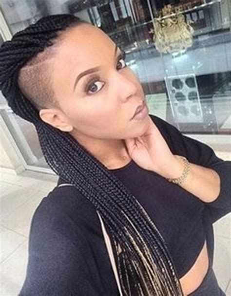 shaved sides hairstyles women with weave 52 of the best shaved side hairstyles