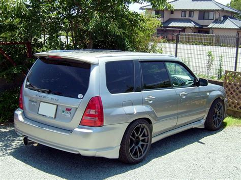 03 05 Widebody Forester And Custom Front Bumper