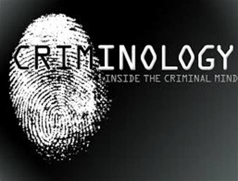 Introduction To Criminology Assignment Point