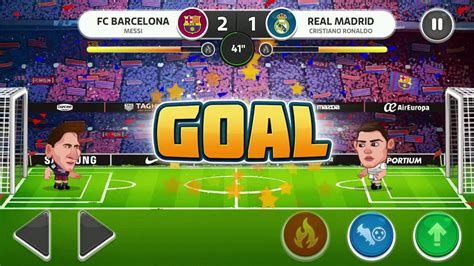 game head soccer la liga mod تحميل لعبة head soccer la liga 2017 مود اموال لا نهائية