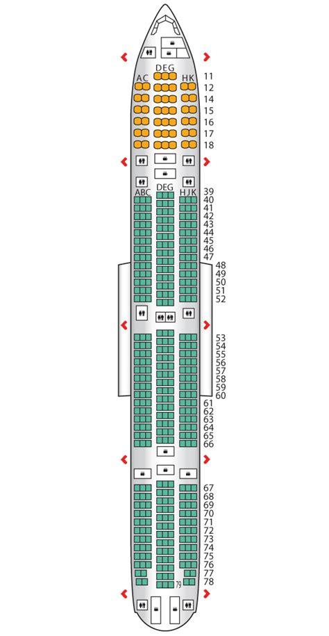 boeing 777 300er jet seating plan boeing 777 300er seating plan related keywords boeing