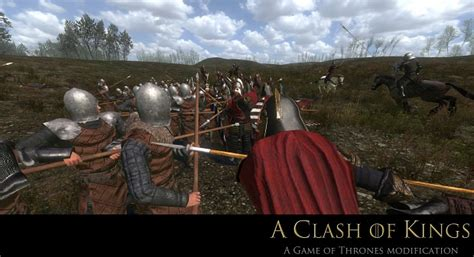 mod game of thrones mount and blade warband starks against lannisters 6 image a clash of kings game