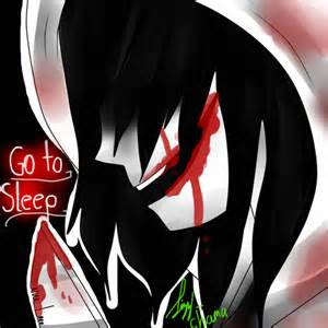 Jeff the killer gifs jeff the killer strikes again