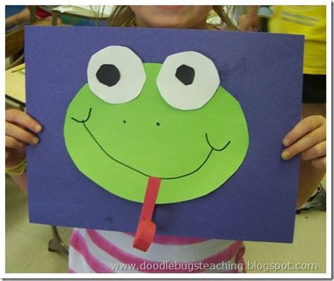 doodlebug teaching thanks to doodle bugs teaching for a froggy