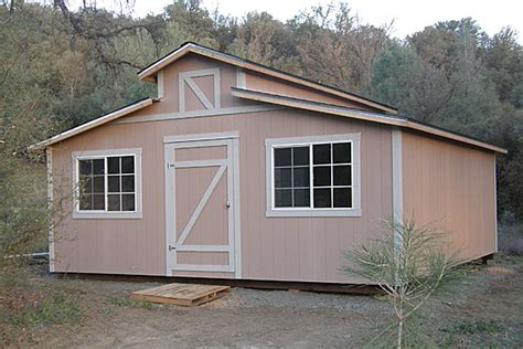 shed roof styles california custom sheds ponderosa style roof