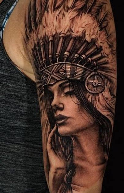 tattoo images indian 26 indian chief tattoos and designs ideas