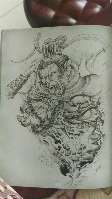 tattoo monkey designs monkey king monkey king monkey king