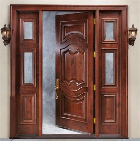 ash wood door designs design interior home decor