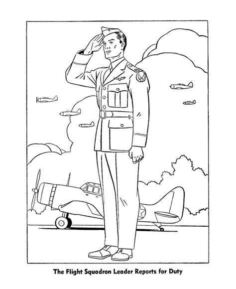 Veterans Day Coloring Page Coloring Home Veterans Coloring Pages To Print