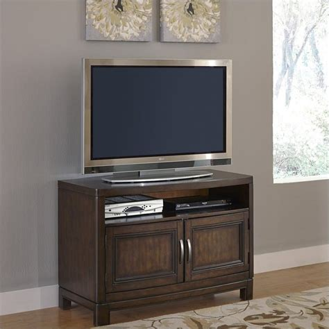 home styles crescent hill   tv stand   tone