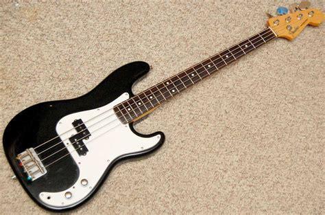 Gitar Fender 32 new bass day 80 s mij fender precision bass 32 quot scale