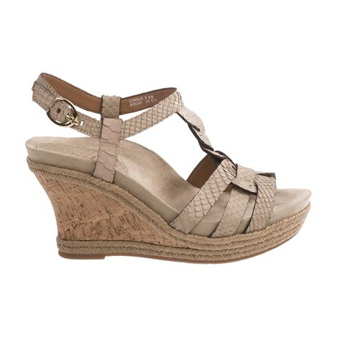 Sandal Wedges Tali Everflow Es 83 earthies corsica wedge sandals for 7102m save 89
