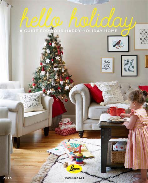 leons  holiday   leons furniture issuu