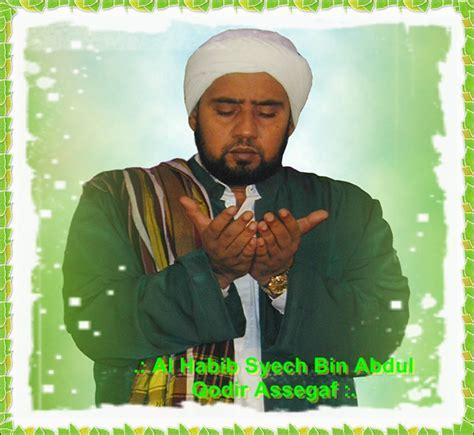 al habib syech bin abdul qodir assegaf azi achmad