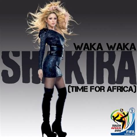 waka waka remix just cd cover 2010 04
