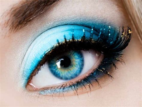 what colors make up blue best eyeliner color for blue instyle fashion one