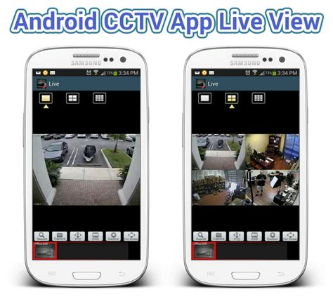 live app for android android cctv app live view