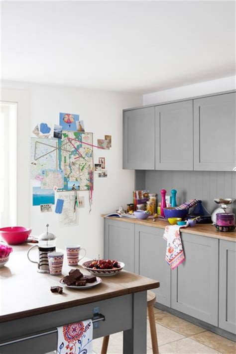 Shades of Grey   Kitchen Designs   Shabby Chic & Wallpaper