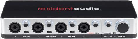 Resident Audio T4 resident audio t4 review musictech